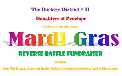 D.O.P. Mardi Gras Fundraiser