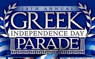 Greek Independence Day Parade 2019