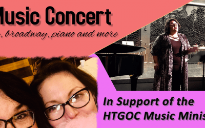 Concert for the HTGOC Music Ministry