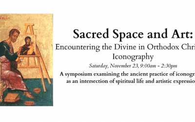 Sacred Space and Art