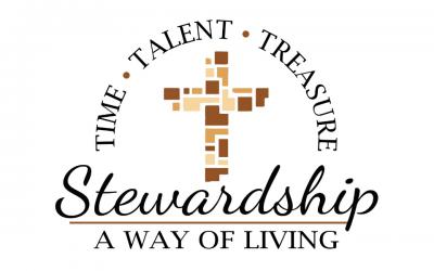 Stewardship Sunday 2019