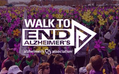 D.O.P. – Walk to End Alzheimer's