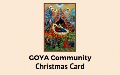 GOYA Community Christmas Card 2019
