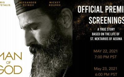 Man of God:  St. Nektarios Movie