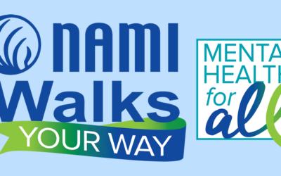 NAMI Walks Your Way 2021